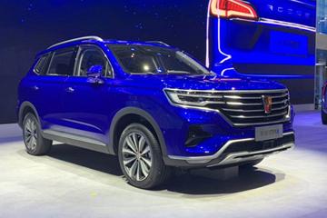 2019上海车展 | 定义5G蓝 荣威MAX车展实车首秀