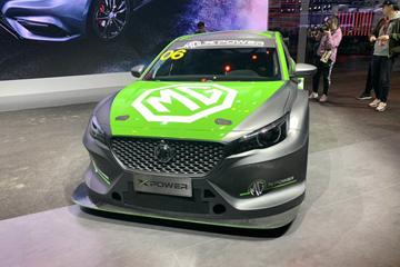 2019上海车展 | 全球售价10万欧元 名爵6 XPower TCR将亮相上汽国际F1赛道
