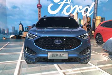 2019上海车展 | 专为中国市场打造 长安福特锐界ST正式亮相