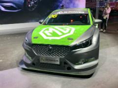 名爵6 XPOWER TCR上海车展全球首秀 售价10万欧元MG XPOWER高性能运动部门曝光