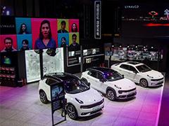 """车型全能进阶 """"双机战略""""发力 领克汽车携全系阵容出击2019上海国际车展"""