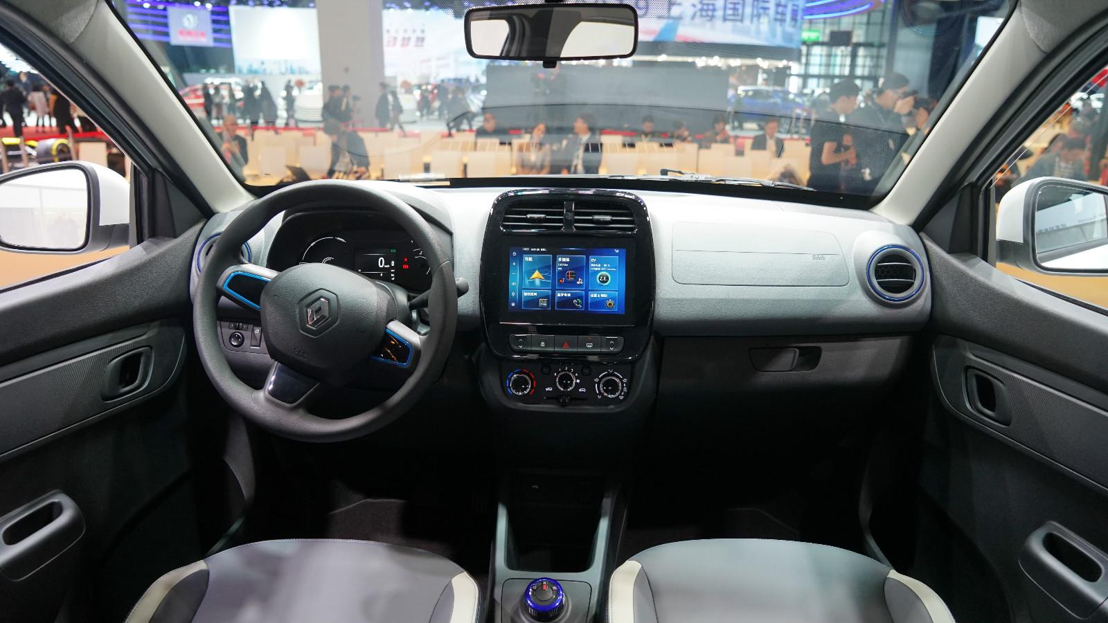 预计下半年上市 雷诺K-ZE量产版全球首发