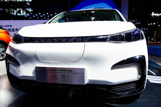 2019上海车展   续航里程达305公里 猎豹缤歌车展首发