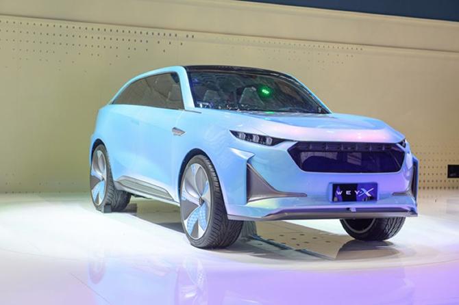 """功夫AUTO丨神仙打架!上海车展的概念车传递了哪些""""新趋势"""""""