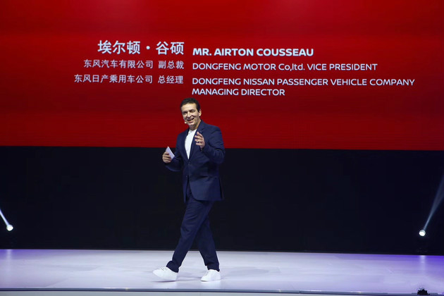 巴瑟斯接替谷硕任DFL副总裁及东风日产总经理