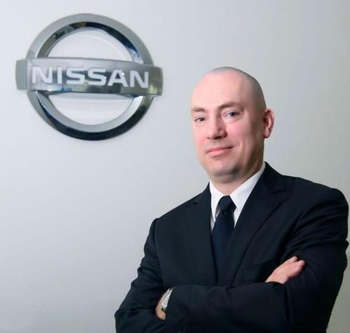 安东尼·巴瑟斯担任东风日产乘用车公司总经理