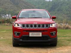 售18.58万 Jeep指南者200TS优享-互联大屏版上市