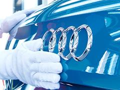 销售收入138.12亿欧元 奥迪集团公布2019年第一季度财报
