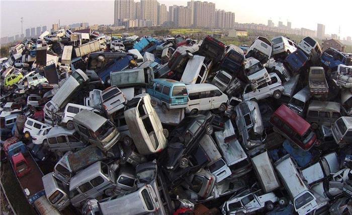"""新版报废机动车回收办法6月1日施行,""""五大总成""""将循环利用"""