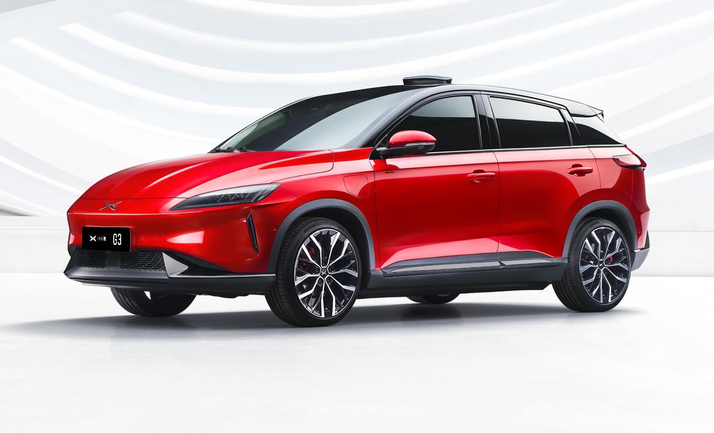 小鹏G3 4月销量2200辆 荣登造车新势力单月销量第一名
