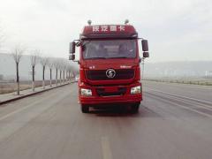 因反光标识粘贴不规范 陕西汽车集团有限责任公司召回部分牵引车