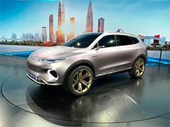 2019深港澳车展 | 2020年初交付 腾势概念车Concept X正式发布
