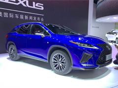 2019深港澳车展 | 雷克萨斯RX、RX L全球首发