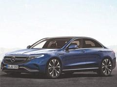 奔驰E级电动版曝光 未来将实现国产