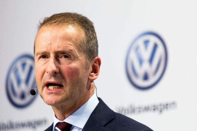 大众集团CEO迪斯否认在排放门中有失职行为