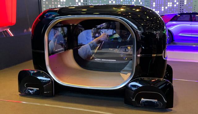 让人与车更加互通 起亚携全新概念车亮相CESA