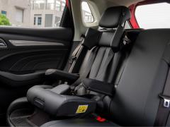 进入配置单的它有何不同? 解析荣威RX3儿童安全座椅解析