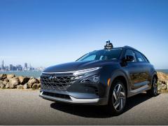 现代联合起亚投资Aurora 加速自动驾驶技术发展