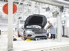高性能混动GT轿跑车!Polestar 1将于9月成都工厂量产