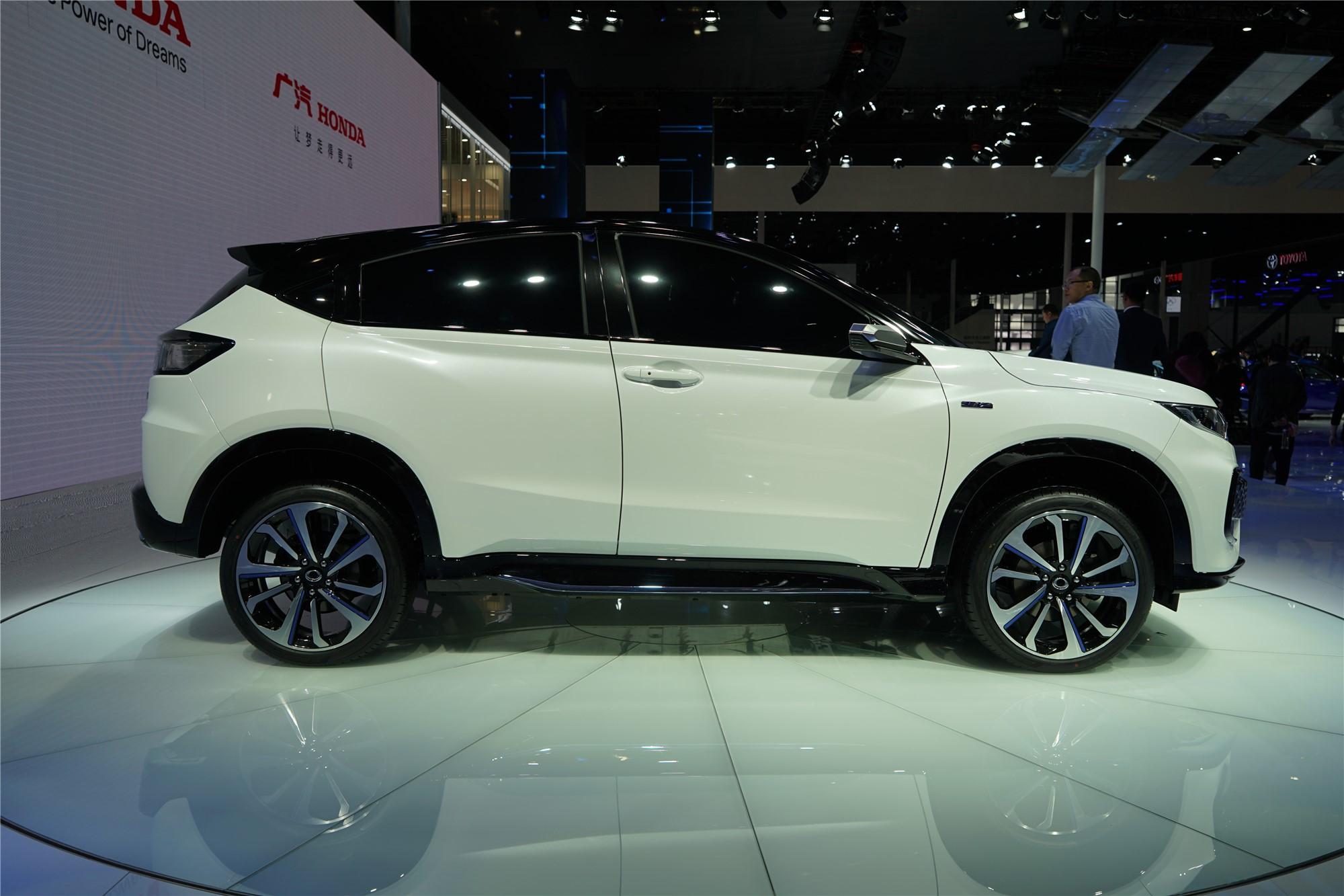 东风本田X-NV量产版将于第四季度上市