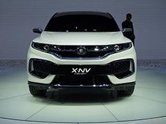 续航超过400km 东风本田X-NV量产版将于第四季度上市