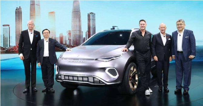 汽车维基丨收归奔驰后,腾势这个中国最早的新造车势力能否实现逆转?