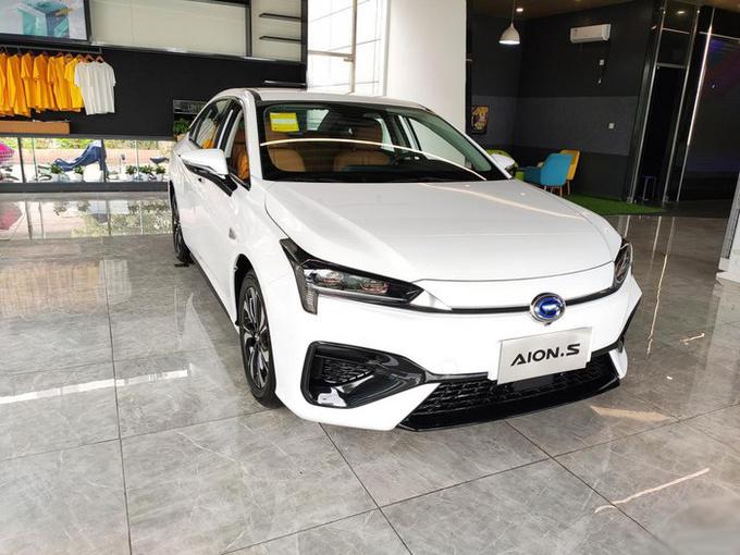 广汽新能源销量增72% Aion.S首月售出668辆