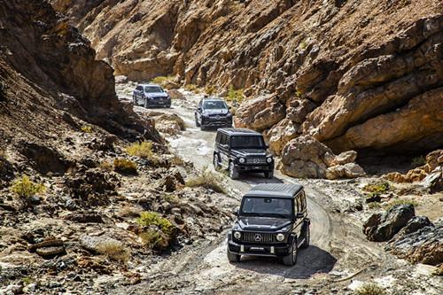 四十不惑 凌越传奇 2019梅赛德斯-奔驰沙漠越野体验征途再起