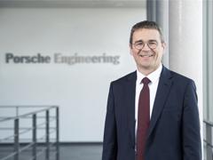 Peter Schäfer出任保时捷工程公司管理委员会主席