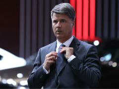 宝马CEO科鲁格不再连任 7月18日将任命新人选