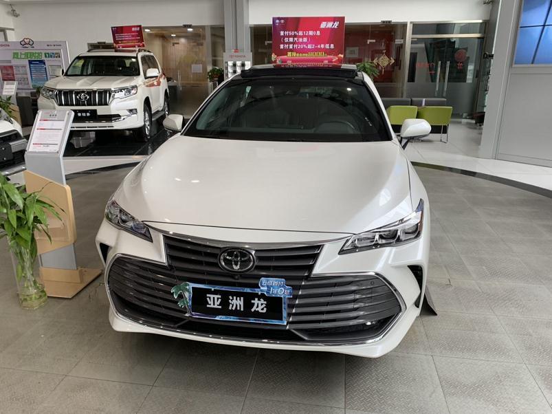 综合优惠达10000元 亚洲龙混动车型需等1个月