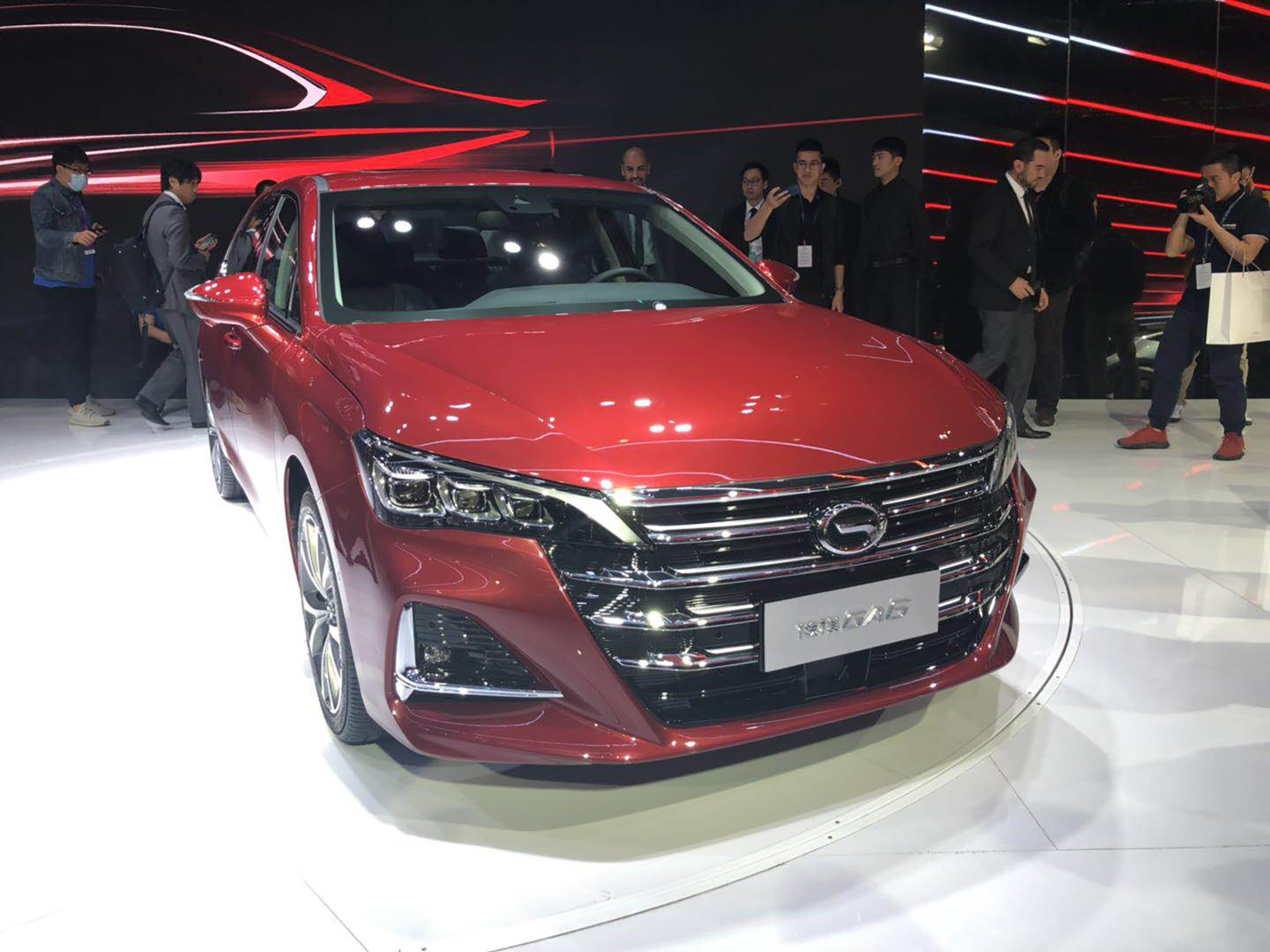 全新一代GA6将于7月20日开启预售