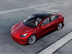 特斯拉全系车型调价 Model 3最大降幅超3万元