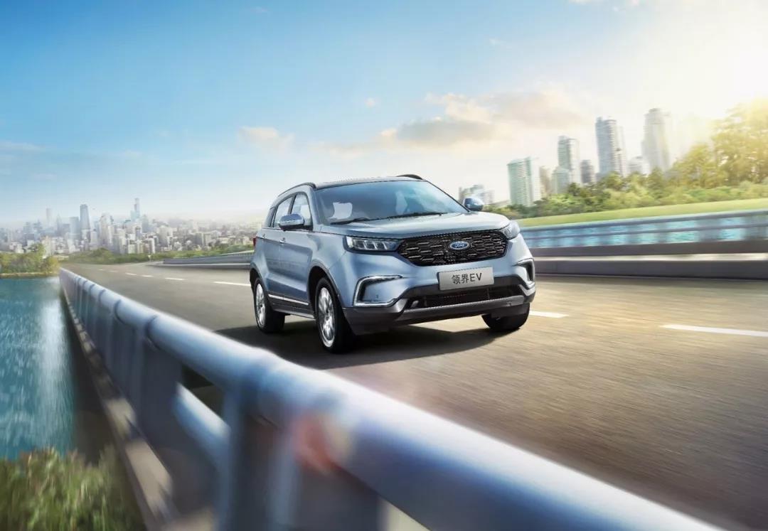 福特领界EV预售18.28万起 将于8月25日正式上市