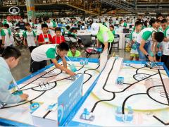 """科技与智慧相得益彰 机器人界""""奥林匹克""""花落长城汽车"""