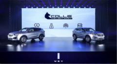 发布Collie技术品牌 WEY在不变之中求变