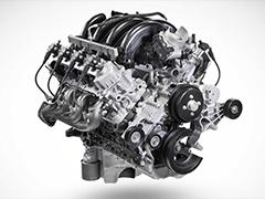 为重载设计 福特全新7.3L V8发动机参数曝光