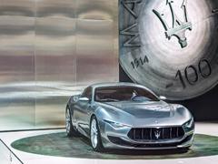 产品规划调整 玛莎拉蒂4款新车将于2020年亮相