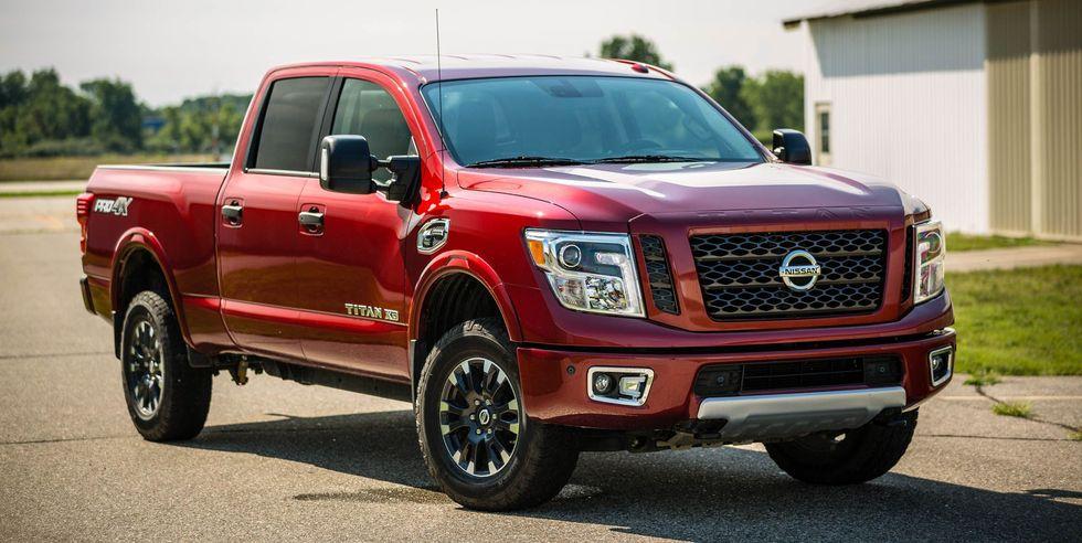日产将淘汰Titan XD的康明斯柴油发动机