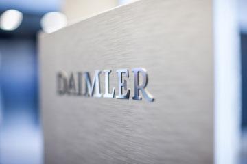 """因""""排放门""""事件 戴姆勒或被罚款最高10亿欧元"""