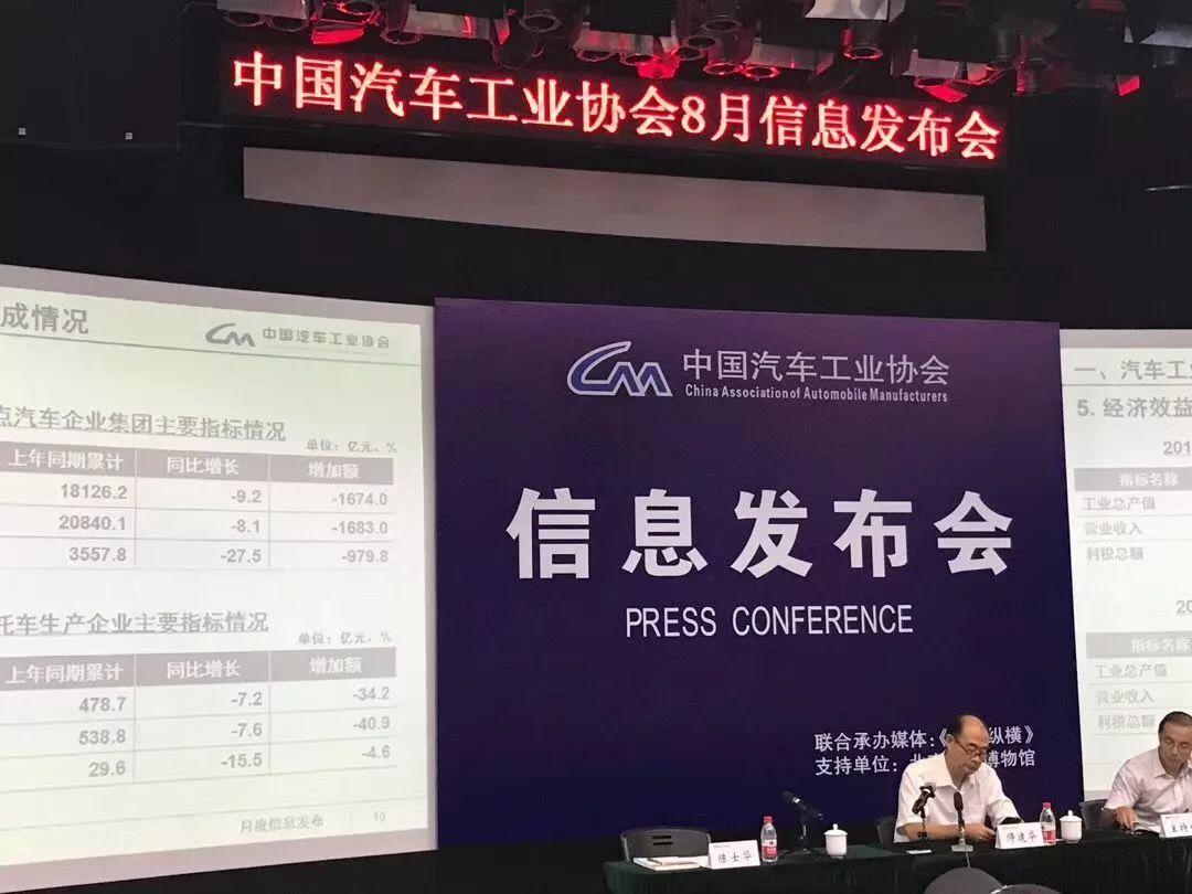 """北京商报丨产销低位运行,车市""""金九银十""""有望回暖"""