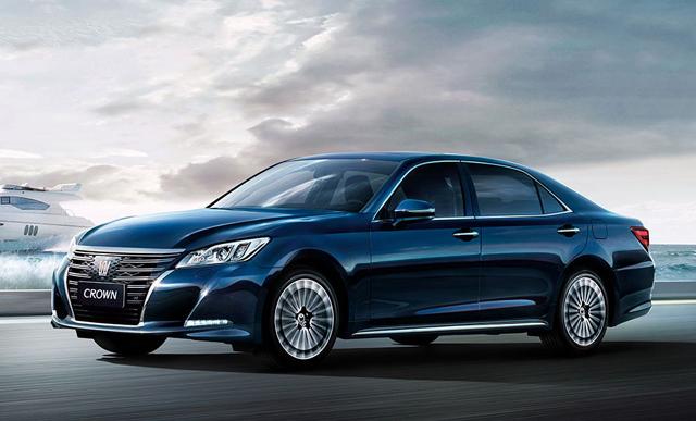 始于十二代终于十四代 一汽丰田皇冠年底停产