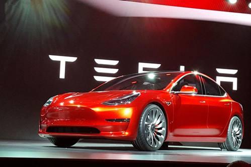 特斯拉Model 3登陆韩国市场 补贴后售价仅19万元