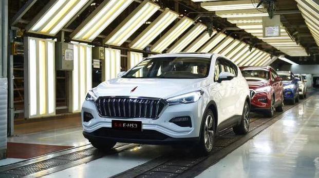 红旗首款纯电动车型E-HS3正式上市 补贴前售22.58万元起