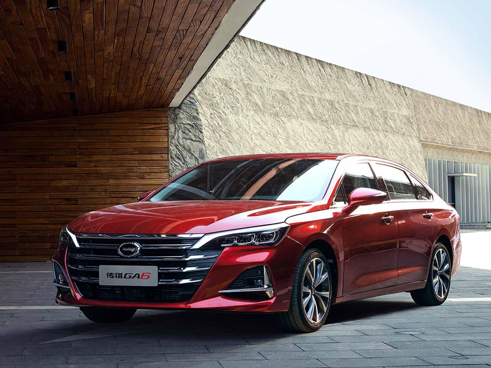 广汽传祺全新GA6将于8月23日正式上市