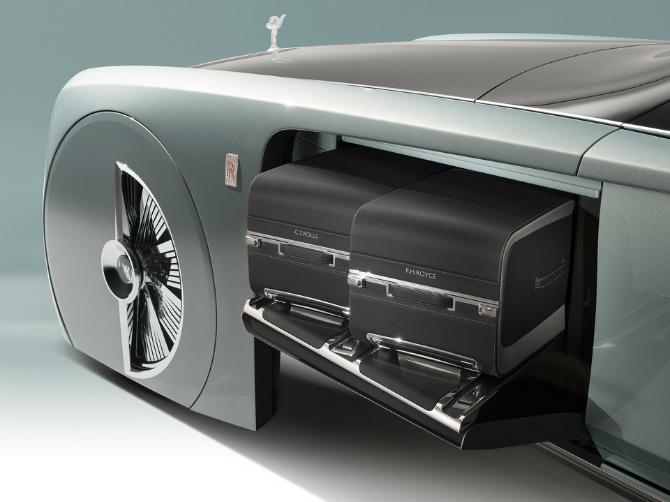 劳斯莱斯考虑直接推出纯电动汽车