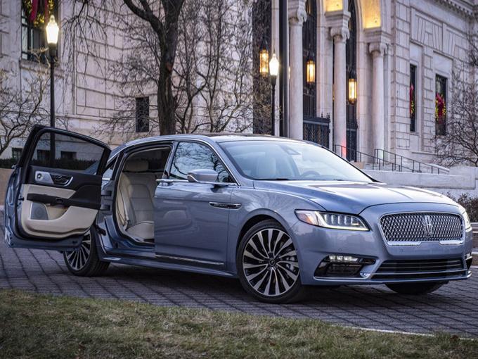 林肯大陆宣告停产 两款全新电动车即将投产