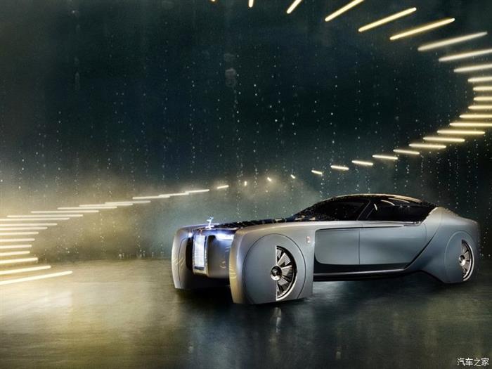 拒绝混动 劳斯莱斯将适时发售电动汽车