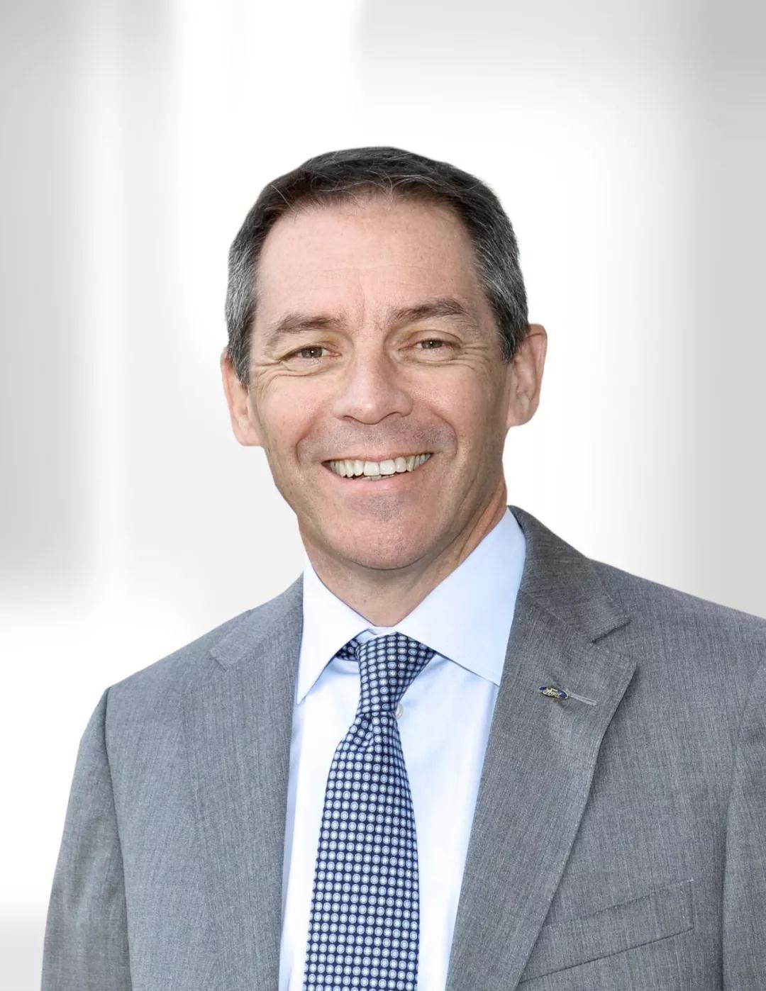 Steven Armstrong将出任长安福特总裁 何骏杰年底退休