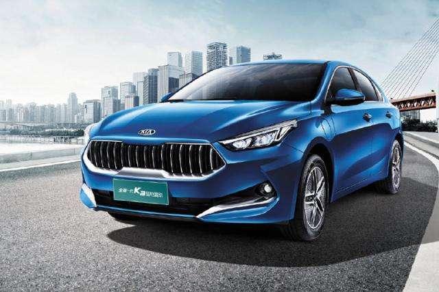 全新一代起亚K3插电混动将于9月5日在成都车展上市
